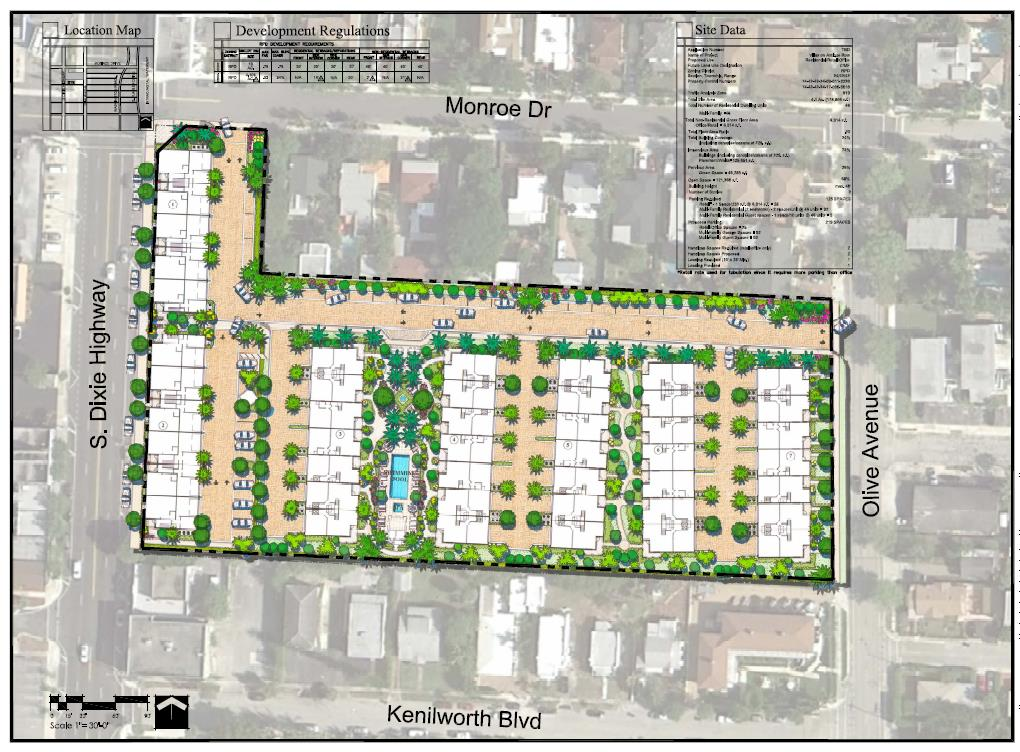 Mixed Use – Site Planning Site Development Inc